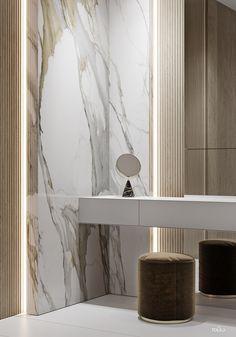 Luxury Interior, Modern Interior, Interior Architecture, Interior Design Inspiration, Bathroom Inspiration, Design Hall, Design Living Room, Bathroom Interior Design, Interior Paint