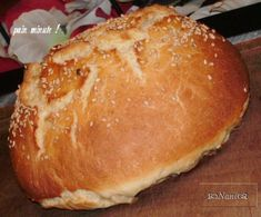 PENTAX Image Cooking Bread, Bread Baking, Fibromyalgia Pain Relief, Happy Foods, Sciatica Pain, Delicious Desserts, Easy Meals, Food And Drink, Food Porn