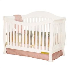 AFG International Furniture Athena Allie 3-in-1 Convertible Crib | Wayfair