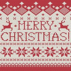Pix For > Christmas Sweater Patterns For Knitting
