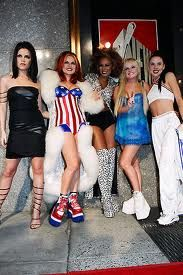 Ginger Spice Outfit Ideas