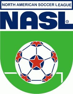 North American Soccer League - NASL: The original NASL lasted from 1968 to In that period of time, high level soccer was brought to North America by world class. Soccer Logo, Us Soccer, Soccer World, Football Soccer, Soccer Ball, Baseball, North American Soccer League, New York Cosmos, Soccer Highlights
