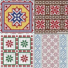A source for free Middle Eastern motifs | Needlework News | CraftGossip.com