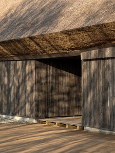 Dorte Mandrup, Adam Mørk · The New Danish Wadden Sea Centre