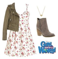 """""""Riley Matthews Inspired outfit 🌇"""" by kittylovesxoxo ❤ liked on Polyvore featuring Sbicca"""