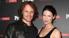 I love the way Sam tells the interviewer that he and Cait watched the Wedding episode together. What wonderful chemistry these two have.