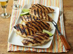 Get this all-star, easy-to-follow Tequila Lime Chicken recipe from Ina Garten.