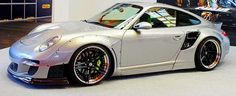 Porsche 911 Turbo Liberty Walk
