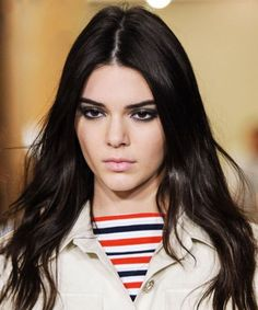 Kendall Jenner just chopped off a LOT of hair