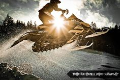 Amazing photo by John Rathwell taken here during the 2011 Capital Cup Snowcross Championship held here at Calabogie Peaks Resort...