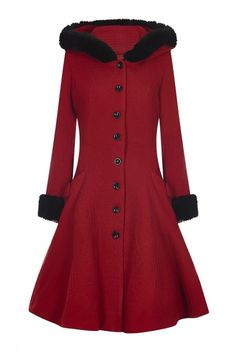 Collectif Mainline Hazel Coat - Collectif Mainline from Collectif UK