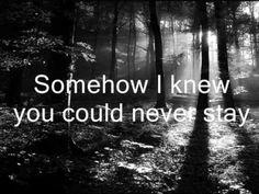 Anathema - One Last Goodbye (Lyrics)