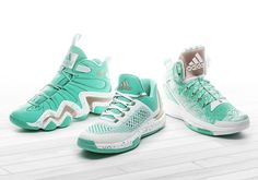 adidas Unveils Their Icy Green 2015 Basketball Collection - SneakerNews.com