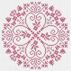 mandala2 to cross-stitch