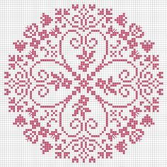 mandala2 to cross-stitch