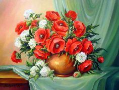 cuadros-de-jarrones-con-flores+(6).jpg (1600×1224)