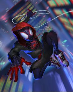Spider-Man: Miles Morales Style