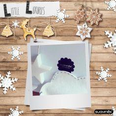 Little Handmade #NavidadSuavinex by http://www.escarabajosbichosymariposas.com