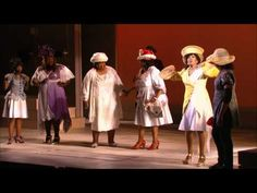 """""""Hat Queen Rules"""" from """"Crowns"""" at Chicago's Goodman Theatre  http://www.goodmantheatre.org/season/Crowns/"""