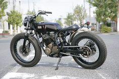 平和モーターサイクル - HEIWA MOTORCYCLE -   FTR250 (HONDA)
