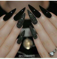 Glittery Shadows