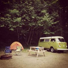 Jolly Camping Holiday Accommodation, Camping, Mountains, Vehicles, Volkswagen, Gypsy, Life, Campsite, Car
