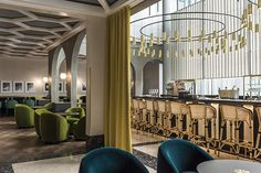 The restaurant I Love Paris by India Mahdavi I have had the privilege to work on a boutique hotel designed by India Mahdavi.