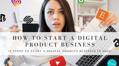 HOW TO START A DIGITAL PRODUCT BUSINESS IN 2020 | MAKE PASSIVE INCOME IN...
