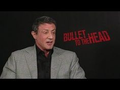 Bullet to the Head: Sylvester Stallone Junket Interview 2 --  -- http://wtch.it/USESJ