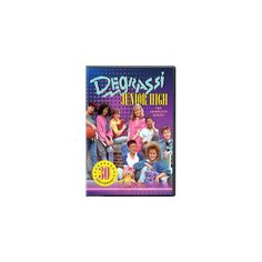 Degrassi Junior High (6 Discs) (dvd_video)