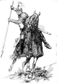 Pictish Warrior, Byzantine Army, Rome, Scottish Warrior, Roman Soldiers, Medieval Art, Dark Ages, Darwin, Roman Empire