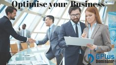 #optimise your #business