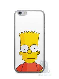 Capa Iphone 6/S Bart Simpson - SmartCases - Acessórios para celulares e tablets :)