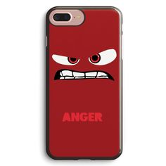 Inside out of Anger Apple iPhone 7 Plus Case Cover ISVC831