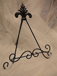 fleur de lis frame stands for pictures frame stands by bequeath