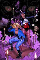 ADN Collections: DC Review: Black Canary/Zatanna: Incantesimo di Sa...