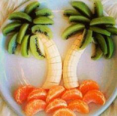 Super cute for summer breakfast!