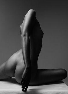 On Body Forms by Klaus Kampert, via Behance