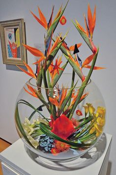 """Art in Bloom,"" Grand Rapids Art Museum (GRAM), March 2013"