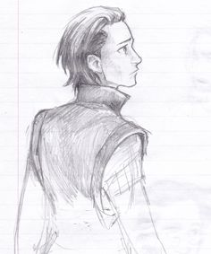 a young and troubled Loki