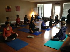 Yin Yoga with Coral-Lei Jane.