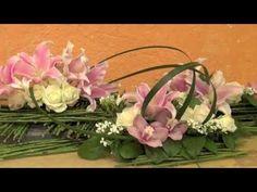 CH 21 教堂平台式花藝 Church Flower of Platform style Flower Centerpieces, Floral Mechanics, Rose, Flower Designs, Flowers, Church Flower Arrangements, Floral, Plants, Floristry