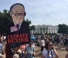 Bucknackt's Sordid Tawdry Blog: The best signs from the People's Climate March 29A...