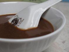 Una salsa Hoisin.