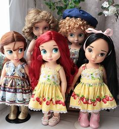 Disney Animator Doll Collection