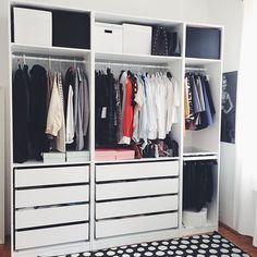 Pax wardrobe closet / Ikea