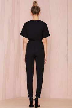 2b16ad0a86 Asilio Step Aside Cutout Jumpsuit - Rompers + Jumpsuits