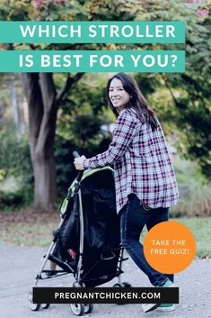 When it comes to baby gear, the picking the right stroller might be the most important decision a new mom makes. Take this free quiz to know which stroller is best for you before deciding which one to add to your baby registry. Baby Tips, Baby Hacks, New Parents, New Moms, Best Baby Strollers, Newborn Baby Care, Baby On A Budget, Newborn Essentials, First Time Moms