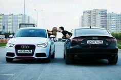 Audi Luv