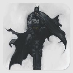 Batman Comic Art, Batman Comics, Dc Comics, Ride Or Die Tattoo, Batman Arkham City, Cool Drawings, Game Character, Character Design, Custom Stickers